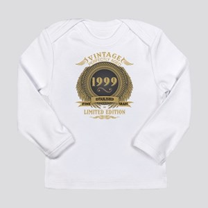 VINTAGE PERFECTLY AGED LIMITED Long Sleeve T-Shirt