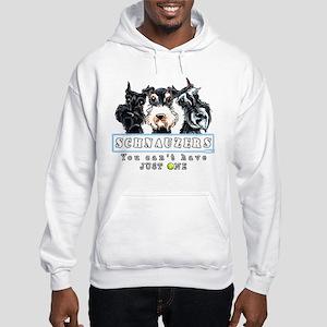 Schnauzers Just One Dk Sweatshirt