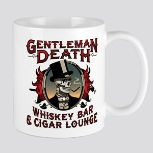 Gentleman Death Whiskey Bar & Cigar Lounge for whi
