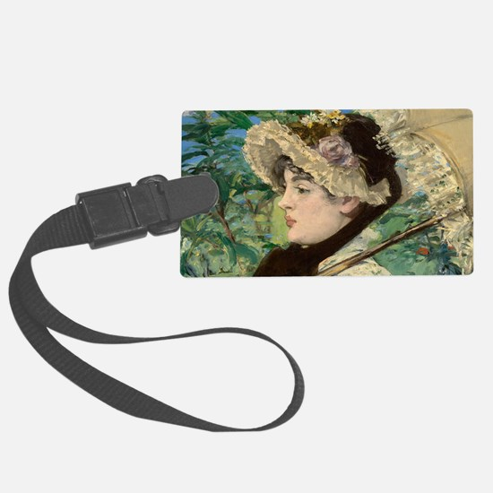 Jeanne by Manet Luggage Tag