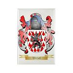 Welzel Rectangle Magnet (100 pack)