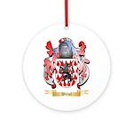 Welzel Round Ornament