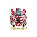 Welz Sticker (Rectangle 50 pk)