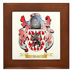Welti Framed Tile