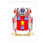 Welman Postcards (Package of 8)