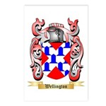 Wellington Postcards (Package of 8)