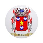 Wellings Round Ornament