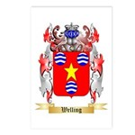Welling Postcards (Package of 8)