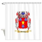 Welling Shower Curtain