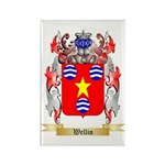 Wellin Rectangle Magnet (100 pack)