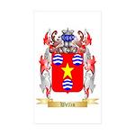 Wellin Sticker (Rectangle 50 pk)