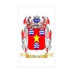 Weller Sticker (Rectangle 50 pk)