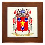 Weller Framed Tile