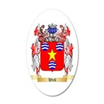 Well 20x12 Oval Wall Decal