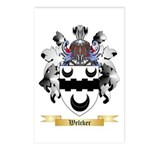 Welcker Postcards (Package of 8)