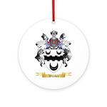 Welcker Round Ornament