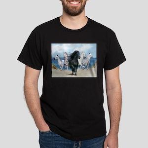 Wild Black Beauty Leader T-Shirt