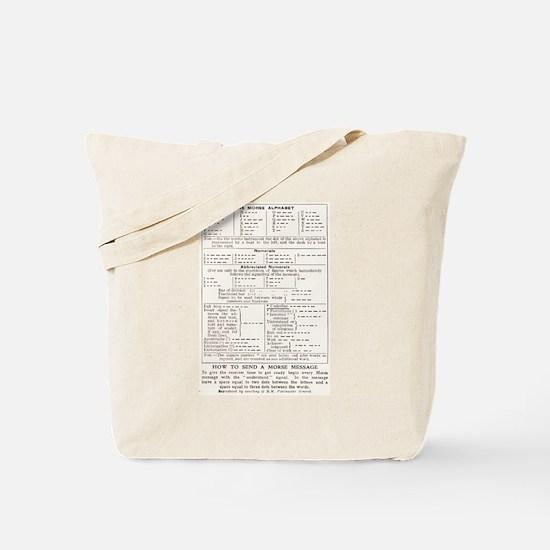 Cute Scout Tote Bag