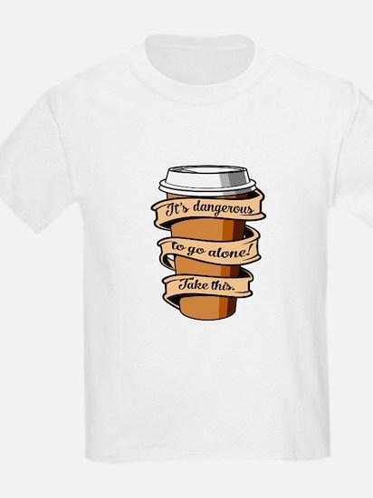 Take Coffee T-Shirt