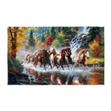 Horse 3x5 Rugs
