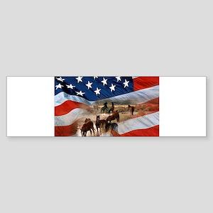 American Wild Bumper Sticker
