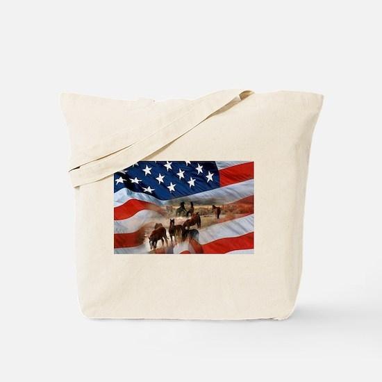American Wild Tote Bag