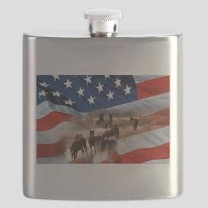 American Wild Flask