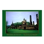 Imperturbable Buddha Postcards (Package of 8)