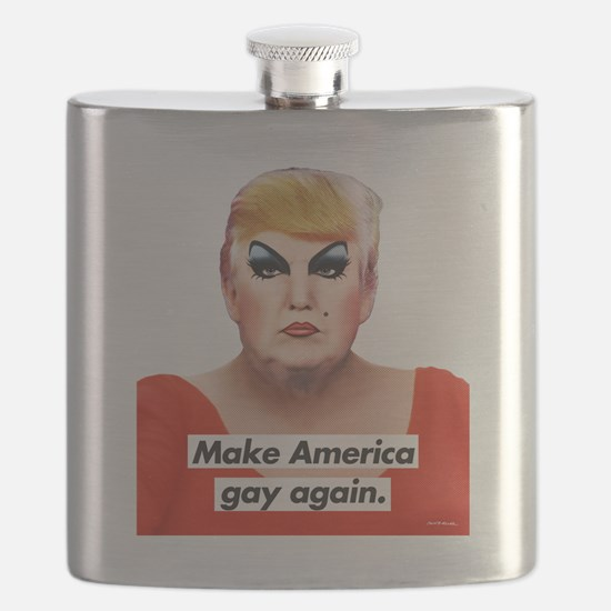 Funny Gay Flask