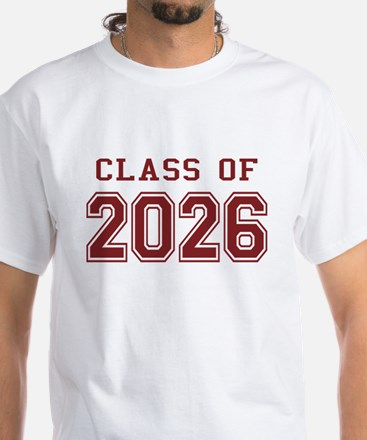 Class of 2026 (Red) T-Shirt