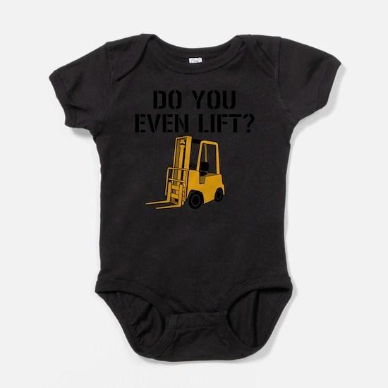 Cute Do work Baby Bodysuit