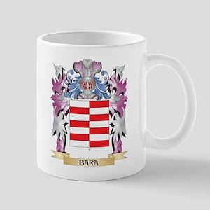 Bara Coat of Arms (Family Crest) Mugs