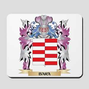Bara Coat of Arms (Family Crest) Mousepad