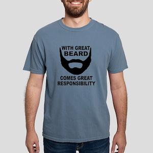 Beard Responsibility T-Shirt
