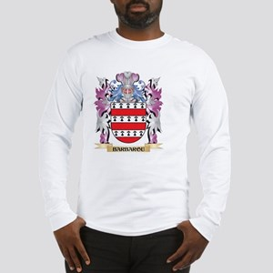 Barbarou Coat of Arms (Family Long Sleeve T-Shirt