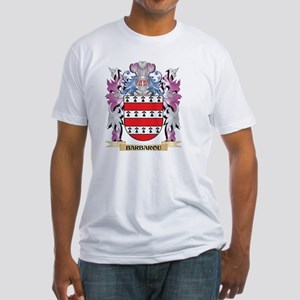 Barbarou Coat of Arms (Family Crest) T-Shirt