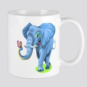 Cartoon Elephant Mugs