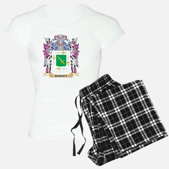 Barbet Coat of Arms (Family Pajamas