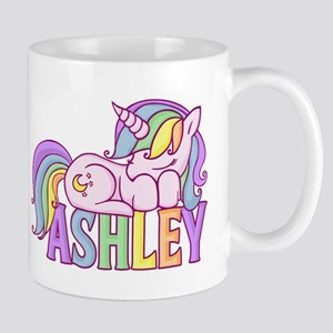 Ashley Unicorn Mugs