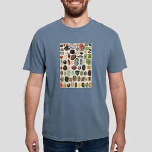 Vintage Geology Rocks Gemstones T-Shirt