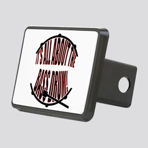 It's All About The Bass... Rectangular Hitch Cover