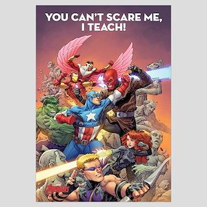 Avengers Teach Wall Art