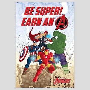 Avengers Super Wall Art