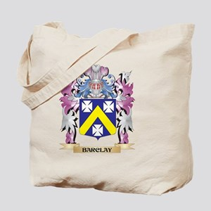Barclay Coat of Arms (Family Crest) Tote Bag
