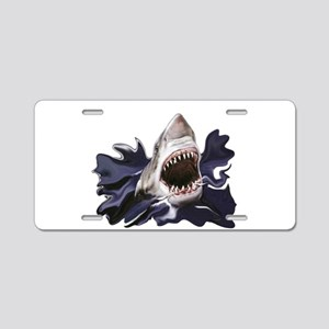 STRIKE Aluminum License Plate