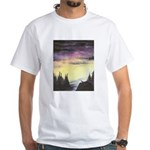 White Cry, Wolf T-Shirt