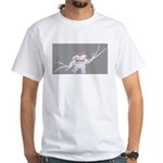 White Night Light T-Shirt