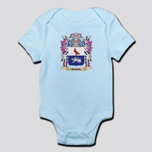 Barial Coat of Arms (Family Crest) Body Suit