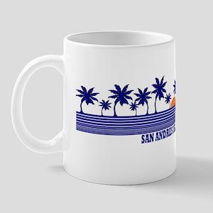 San Andres Island Mug