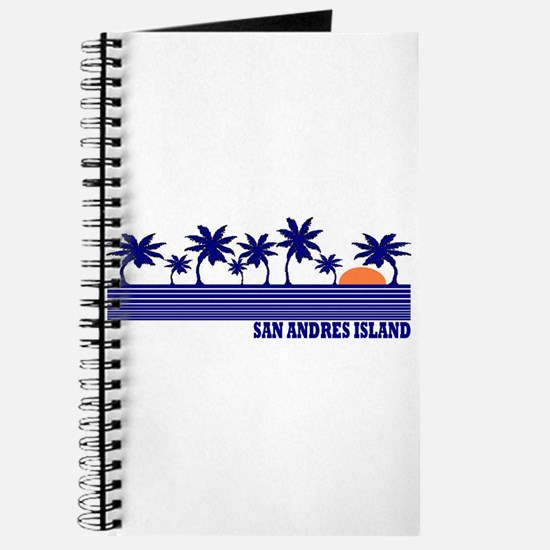 San Andres Island Journal